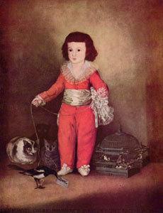 Francisco Goya (1746 - 1828) Don Manuel Osorio Manrique de Zunica