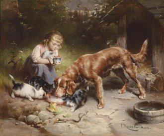 Carl Reichert (1836 - 1918)
