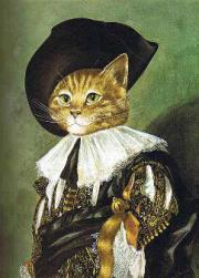 der lachende Kavalier