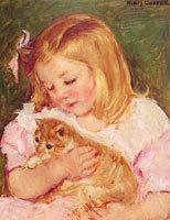 Mary Cassatt (1844 - 1926)