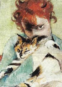 Kasia von Szadurska (1886 - 1942)