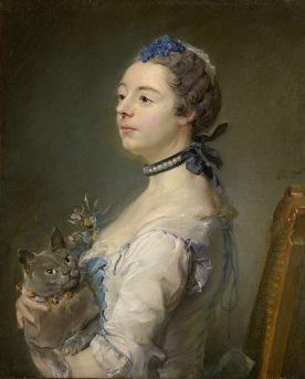 Jean Baptiste Perronneau / Magdaleine Pinceloup de la Grange
