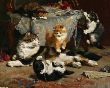 Charles van der Eycken (1859 - 1923)
