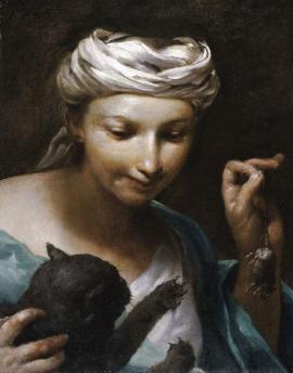 Guiseppe Maria Crespi genannt La Spagnuolo (1665 - 1747) Italian painter