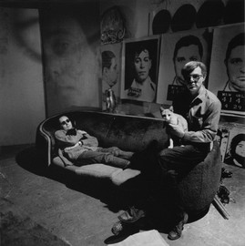 Andy Warhol and Robert Indiana