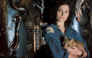 Sigouney Weaver