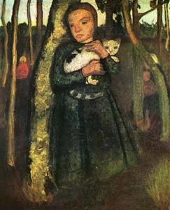 Paula Modersohn-Becker (1876 - 1907)