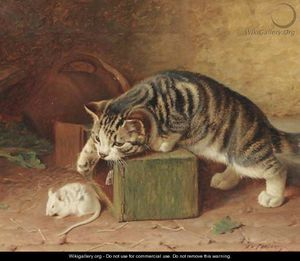 Horatio Couldery (1832 - 1893)