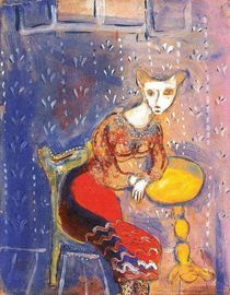 Marc Chagall (1887 - 1985) French painter