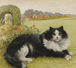 Louis Wain (1860 - 1939)