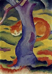 Franz Marc (1880 - 1916)